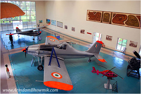 The Heritage Centre & Aerospace Museum at Hindustan Aeronautics Limited, Bangalore