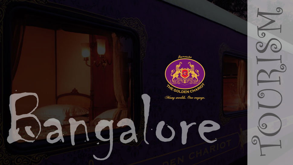 The Golden Chariot luxury tourist train -  Karnataka, Goa, Kerala, Tamil Nadu, Pondicherry